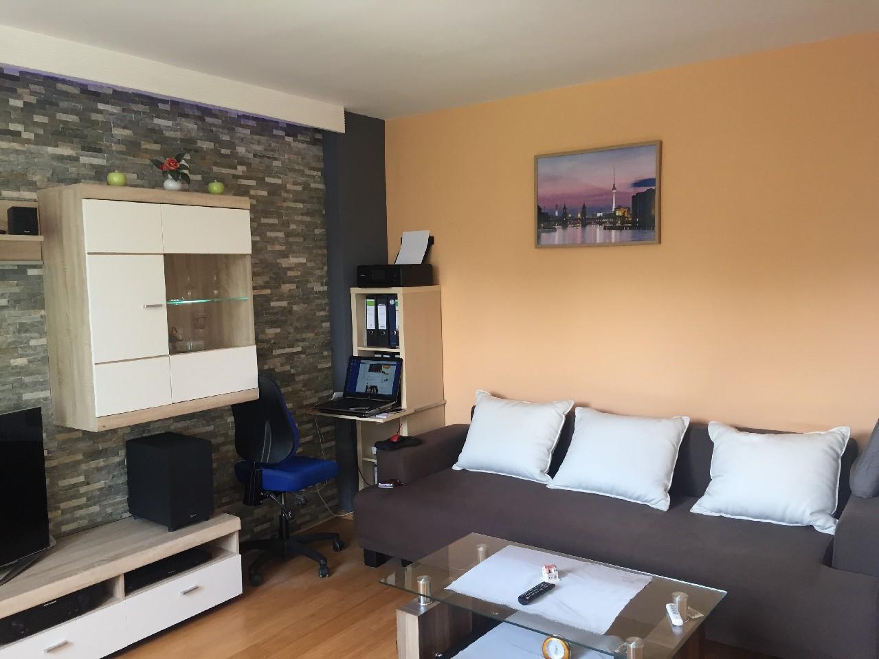Borsigwalde – sehr schöne 1-Zimmer-Eigentumswohnung in ruhiger Lage