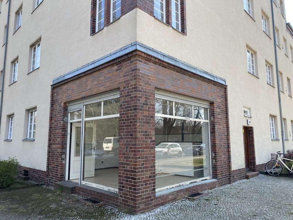 Berlin-Tegel! kleines Ladengeschäft / Büro- / Gewerbeeinheit in sehr schöner Lage!